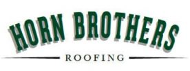 Horn Brothers Roofing - (888) 328-6956